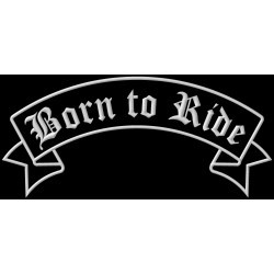 Born To Ride XL Rocker