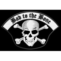 Skull Bad Bone