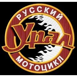 Ural Russkij Motocykl