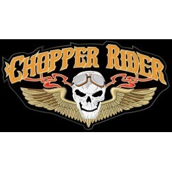 Chopper Rider Skull XL