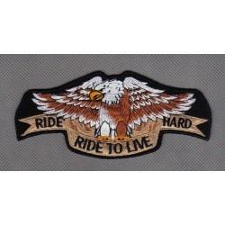 Eagle Ride Hard