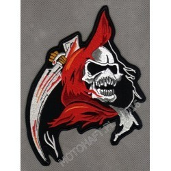 Grim Reaper Skull Head XL