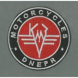 Dnepr Logo Red