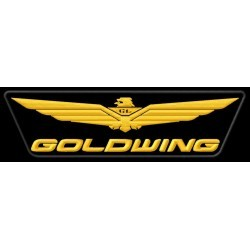 Honda Gold Wing wide eagle