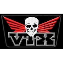 Honda VTX Skull