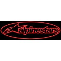 Alpinestars red